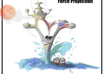 U.S. force project